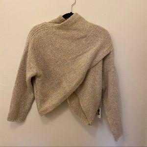 Jessica Simpson  NWT Criss-Cross Shoulder  Sweater